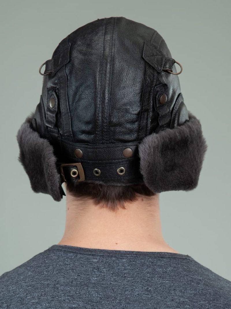 aviator mad bomber fur hat mens