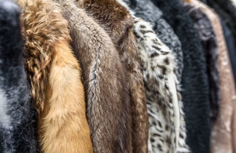 what to do with old fur coats clothing